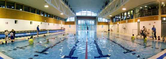 plans for two new swimming pools for reading announced