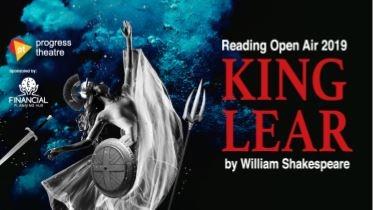 Preview Night of King Lear at Reading Abbey Ruins