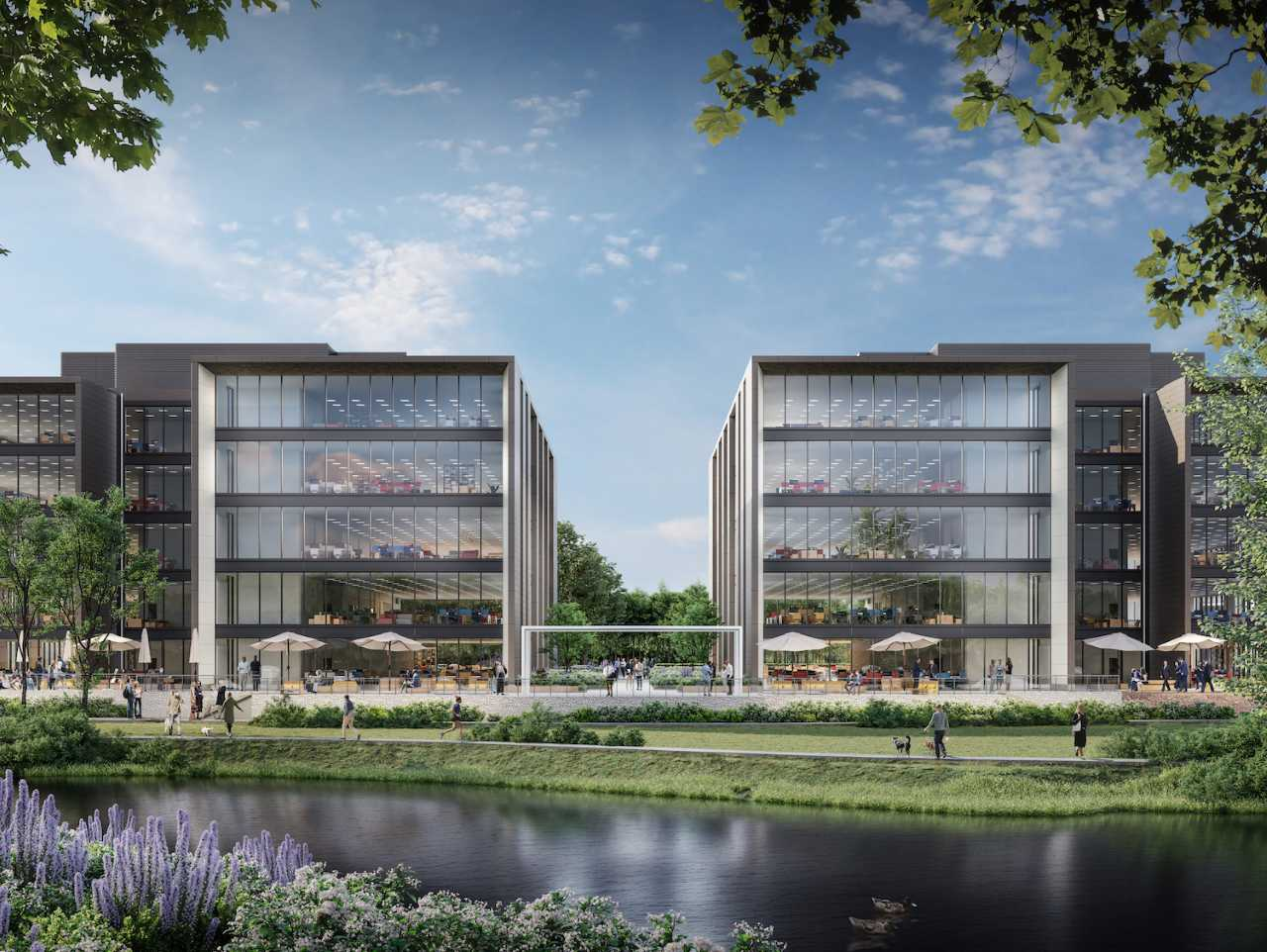 CONSTRUCTION OF NEW PHASE AT GREEN PARK BEGINS AS UK'S LEADING BUSINESS PARK CELEBRATES ITS 20TH BIRTHDAY YEAR