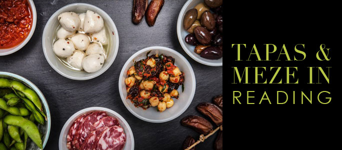 Tapas & Meze Restaurants in Reading