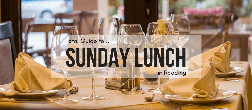 Sunday Lunch in Reading