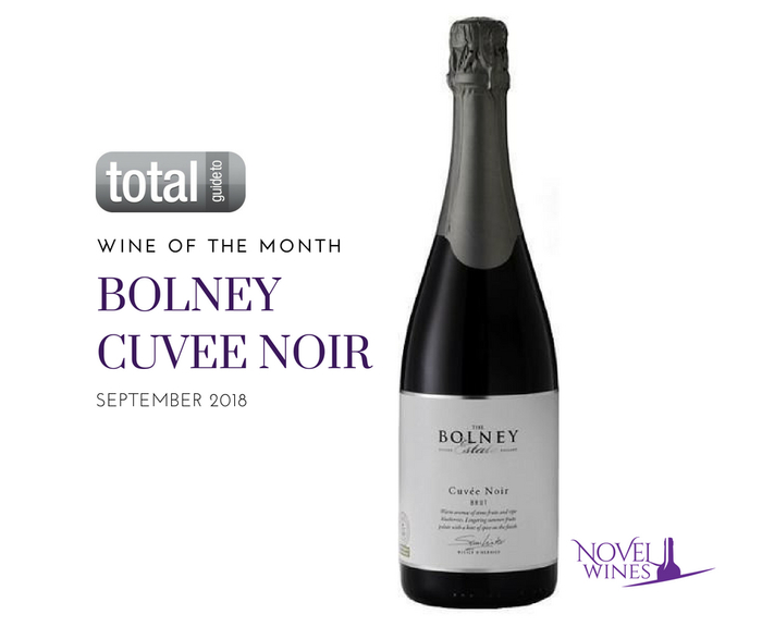Wine of the Month: Bolney Estate Cuvee Noir 2013